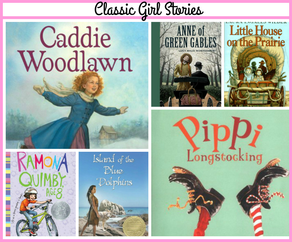 10 Classic Stories About Girls