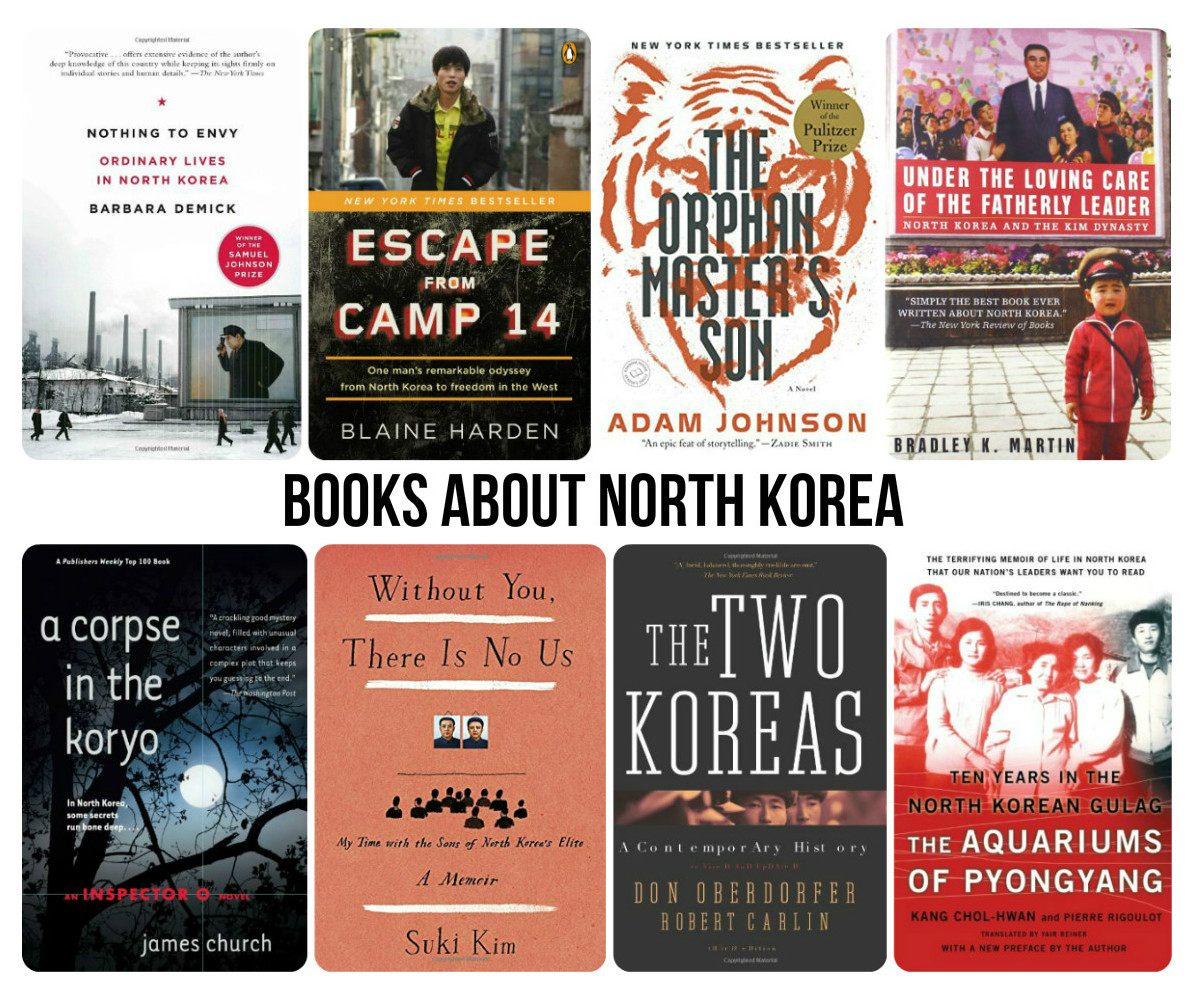 10 Eye-Opening Books About North Korea