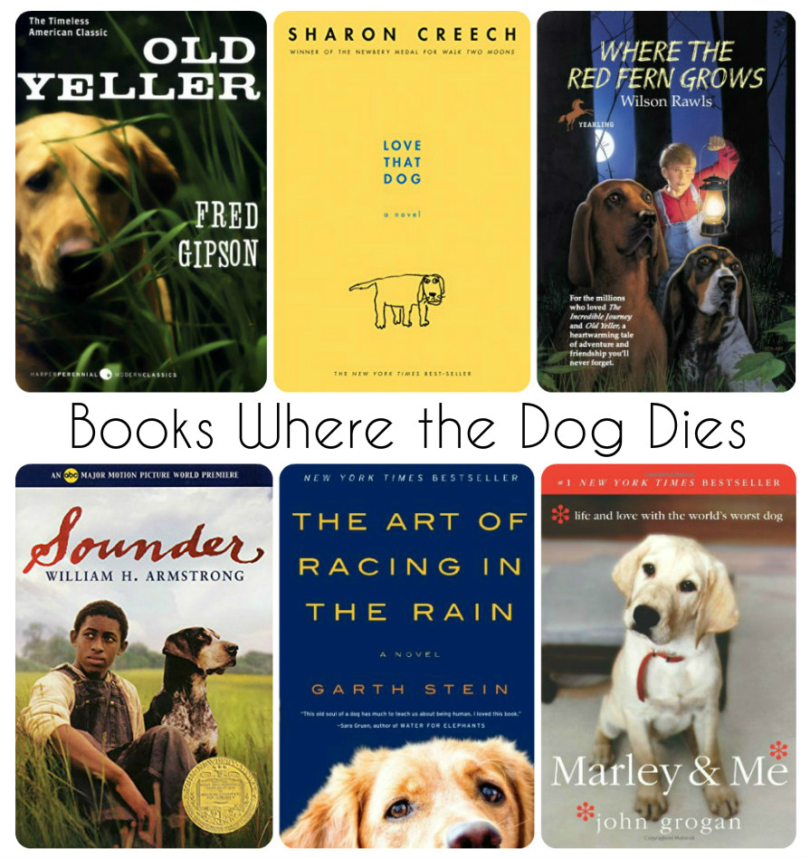 10 Books Where The Dog Dies Suggest Me Some